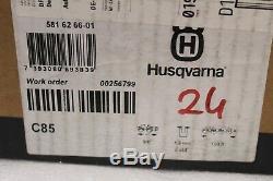 24 X Husqvarna X-Cut 3/8 Chaîne pour Tronçonneuse C85 plein Meißel Argent Neuf