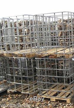 28 Mailles Idéal pour Stockage de Chauffage, Matériaux Construction Etc. Hagen