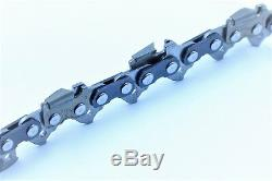 2 X Stihl Chaînes de Scie 3683 000 0098 75cm 3/8 1,6 36RD3 Carbure + Kettenbox