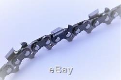 5 X Stihl Tronçonneuse 3652 000 0072 3/8 1,6 mm 72 TG 50cm Rapide Micro RM