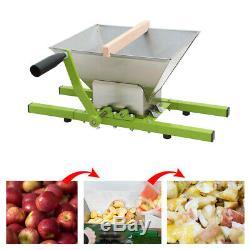 6/12/18 L Presse-Fruits Pressoir à Vin Jus Maischepresse Broyeuse à Fruits