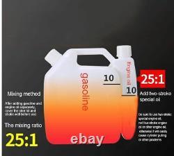 71CC Tarière Thermique essence + 3 trépans de forage 4'' / 6'' / 8'