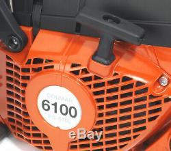 Action Spéciale Neuf Dolmar Essence Kettensäge Tronçonneuse PS-6100 40CM/325