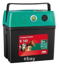 Ako pour Clôture Compact puissance B 140 9V Electrificateur Appareil de Batterie