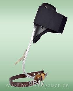 Aluminium Crampons Aide pour Escalade Griffes pour Arbre