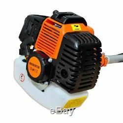 Arbre fendu Jardin Poids léger Débroussailleuse 51,7 cc Orange 2,2 kW FR