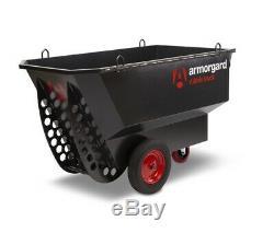 Armorgard Benne à matériaux lourds et remblais 400L RubbleTruck RT400
