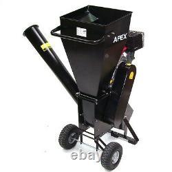 BROYEUR BRANCHES DE VEGETAUX A ESSENCE 15 CV 102 mm branche arbuste compost