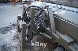 Balayeuse Avant Balai Frontkehrmaschine Hydraulique L. Env. 5300 MM (378)