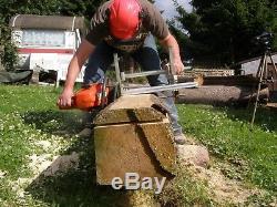 Banc de jardin, banc en bois, bac à sable, meuble de jardin, DIY MS 271 05