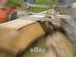 Banc de jardin, banc en bois, bac à sable, meuble de jardin, DIY MS 271 11
