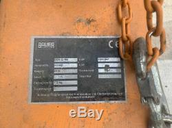 Bauer Sch-G 150 1500mm Stapler-Anbaugeräte Pelles à Neige avec Gummischürfleiste
