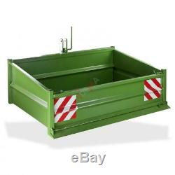 Benne 3 points pour tracteur Agricole FSL 180 D52038