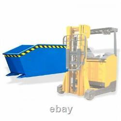 Benne basculante pour chariot élévateur 500 kg D52428