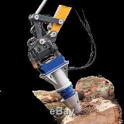 Bohrspalter / Torque 3500 NM / Ölfluss 40 75 L / Minimum / Enregistrement 75