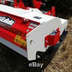 Broyeur à déport hydraulique série lourde GIEMME KDK-H 200 tracteurs 60 à 90 cv