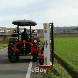 Broyeur d'accotement professionnel GIEMME BCL 125 tracteurs 30-55 cv