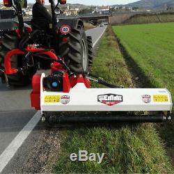 Broyeur d'accotement professionnel GIEMME BCL 145 tracteurs 35-65 cv