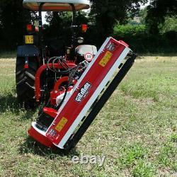 Broyeur d'accotement professionnel GIEMME BCN 160 tracteurs 50-70 cv