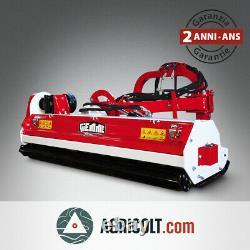 Broyeur d'accotement professionnel GIEMME BCN 180 tracteurs 50-70 cv