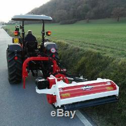 Broyeur d'accotement série lourde GIEMME BCM 200 pour tracteurs de 80 à 110 cv
