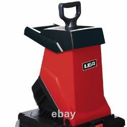 Broyeur de branches électrique 2500W coupe 40mm LEA LE54250-40B