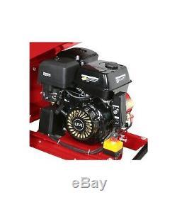 Broyeur déchiqueteur de branches 100 mm Moteur puissant 15CV LE56420-100 LEA