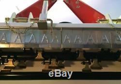 Broyeur fixe à herbe axe horizontal GIEMME EF 105 pour tracteurs de 12 à 20 cv