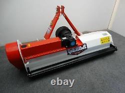 Broyeur fixe à herbe axe horizontal GIEMME EF 125 pour tracteurs de 18 à 25 cv