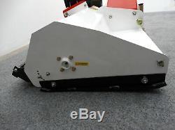 Broyeur fixe à herbe axe horizontal GIEMME EF 135 pour tracteurs de 15 à 30 cv