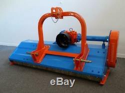 Broyeur fixe axe horizontal GIEMME MACHINERY EFGC 155 pour tracteurs de 30/40 ch