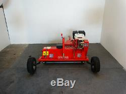 Broyeur motorisé GIEMME MACHINERY ATV 120 pour quads et véhicules tous terrains
