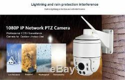 Caméra 3G/4G 360° réels 20x -Sans box Internet Idéale professionnels