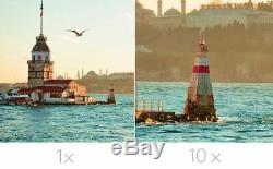 Caméra Elevage 3G/4G et rotative Zoom 10x Sans box Pilotable smartphone