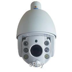 Caméra pour éleveurs- Zoom 5x Radar IR Wifi -Etanche IP66 Micro intégré