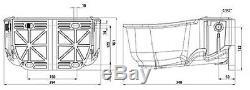 Chauffé Schwimmer Récipient SH30 24V/73 W avec Chauffage Auxiliaire 222065