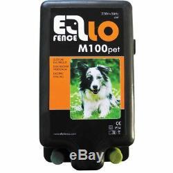 Clôture électrique pour chiens Ellofence