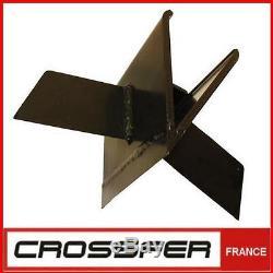 Coin Croix Pour Fendeuse Prise De Force 18t