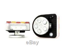 Conix Kit D'Éclairage sans Fil avec Magnétique Fixation pour Tracteur Remorque