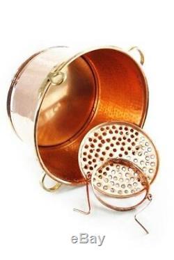 Coppergarden Bain-Marie 20 L pour 20 Litre Alembik et Alquitara