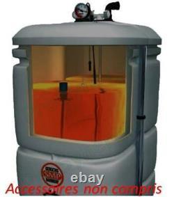 Cuve A Fioul 2000 Litres Double Paroi L Integrale Schutz Bac Retention Integre G