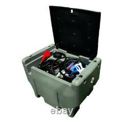 Cuve de ravitaillement mixte 12V adblue + gasoil, gnr ou fioul