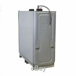 Cuve de stockage galvanisée DP 1500 litres pré-équipée CEMO