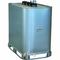 Cuve de stockage galvanisée DP 700 litres nue