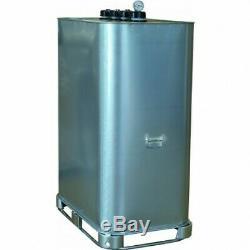 Cuve de stockage galvanisée DP 999 litres nue