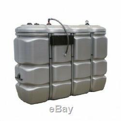 Cuve stockage PEHD DP 2000 litres pré-équipée