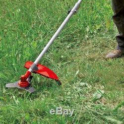 Einhell Coupe-herbe à essence 2-en-1 Débroussailleuse jardin GC-BC 31-4 S 700 W