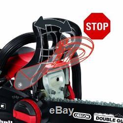 Einhell Tronçonneuse thermique GH-PC 1535 TC 1.5 kW, 41 cc, Réservoir carbu