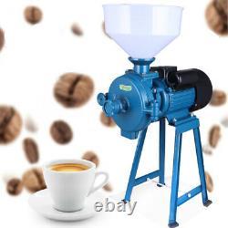 Électrique Broyeur de céréales d'alimentation Fraisage à sec MOULIN à Grain maïs