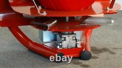 Épandeur d'engrais / à sel GIEMME QN 50 pour tracteurs de 25 à 75 cv, 500 litres